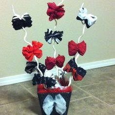 Panty Tree I made for a friends lingerie shower!