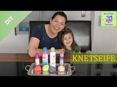 Fluffige Knetseife selber machen   DIY Knet-Seife   Geschenkidee   chestnut! - YouTube