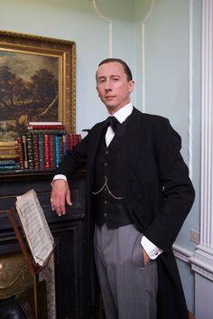 "Nicholas Rowe as Sherlock Holmes in ""Mr. Holmes""!! My life is now complete."