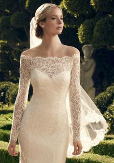 Casablanca Bridal Fall 2014 - Belle the Magazine . The Wedding Blog For The Sophisticated Bride