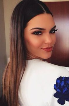 I have to say,kendall jenner is the most beautiful of all the kardashians followed by khloe kardashian: