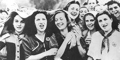 Irma, Carla, Norma e le altre: storie di partigiane per la festa d'Aprile #25aprile #Liberazione70 #Resistenza #pasionariaIT