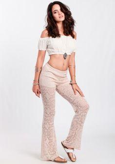 Sayulita Flared Pants