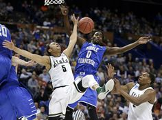 Middle Tennessee defeated Michigan State on Friday in a stunning NCAA Tournament upset. Conference Usa, Tn State, Sports Channel, The Middle, Sports News, Tennessee, Michigan, Basketball, Marketing