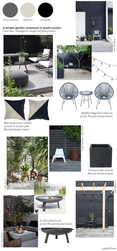 cate st hill simple garden makeover inspiration