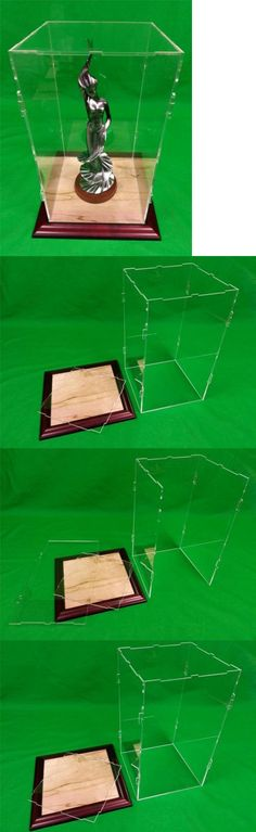 Display Cases and Stands 171135: 14 X 14 X 28 Inch Display Case For Hot Toy Figures 1 6 Scale, Statue, Doll Dolls -> BUY IT NOW ONLY: $183.12 on eBay!