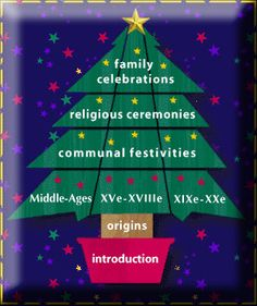Christmas Traditions in France and Canada