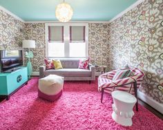 Lucy and Company: kids rooms