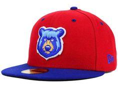 Tennessee Smokies New Era MiLB 59FIFTY Cap Hats