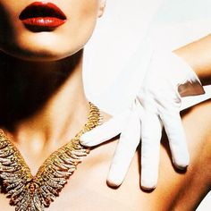White gloves Maison Fabre made in France