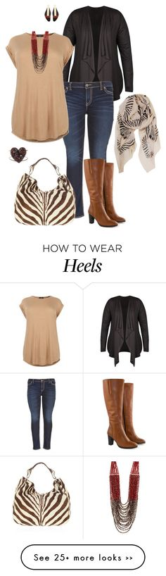 """""""You know what you do to me- plus size"""" by gchamama on Polyvore featuring Dex, maurices, Jilsen Quality Boots, Ralph Lauren, Humble Chic, Alexis Bittar, Marni and Nakamol Design"""