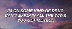 Some Kind of Drug // G-Eazy (feat. Marc E. Bassy)