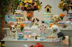 Festa cachorrinhos