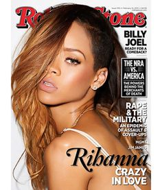 Rihanna // Rolling Stone // GOTTA PICK THIS ONE UP