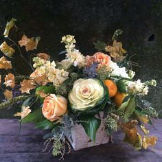 Tryptophan. By Terra Bella Flowers- Seattle Florist.