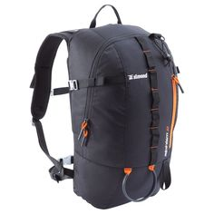 A versatile, compact and durable backpack Decathlon, Mountaineering, Backpacks, Bags, Climbing, Handbags, Mountain Climbing, Backpack, Rock Climbing