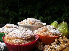 Muffin noci e fichi