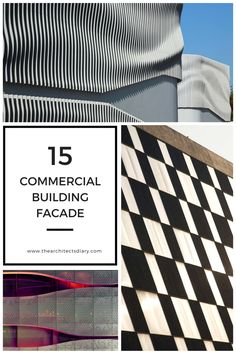 commercial buildings elevation and facade design #architecture #facades #elevation #design #commercial #building