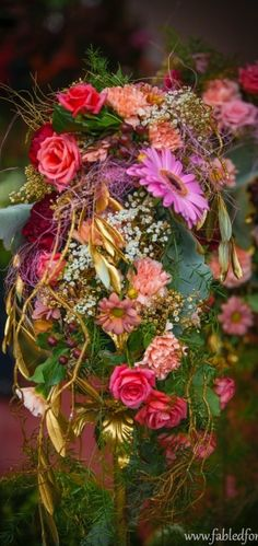 Flowers are our passion - by Fabled Forevers Wedding Planners, Switzerland
