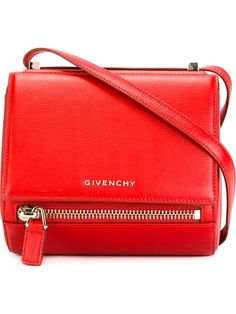 Shop Givenchy small 'Pandora Box' shoulder bag in Gente Roma from the world's best independent boutiques at farfetch.com. Shop 400 boutiques at one address.