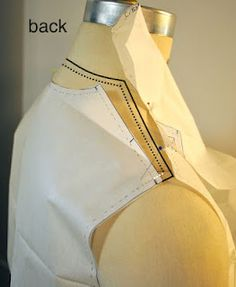 upper back/shoulder alterations