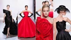Ralph & Russo Old Hollywood Glam