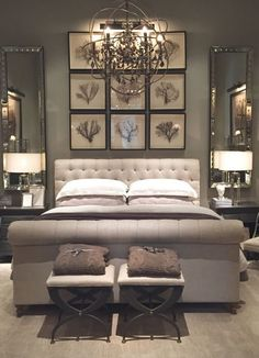 27 Amazing Master Bedroom Designs To Inspire You | Apartment Master Bedroom,  Master Bedroom And Apartments