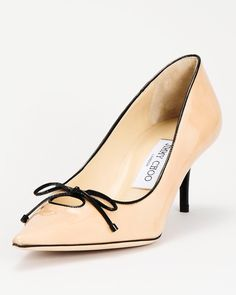Jimmy Choo Patent Leather Heel - Made In Italy - Sales Events - Modnique.com