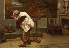 The Finishing Touch | William Bromley, III, 1818-1888