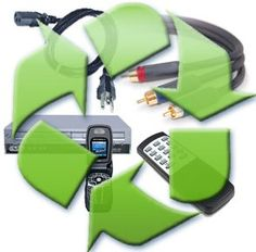 E Waste Recycling includes recycling of all electronic waste components whether tiny or large, in order for the recycling process to be effective.