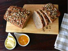 Video: Super makkelijk volkorenbrood met boekweitmeel ♥ Foodness - good food, top products, great health