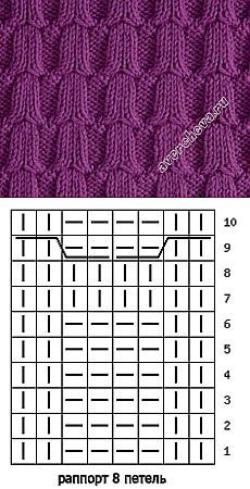 10 Best Knitting : This pin was discovered by Fat, Cable Knitting, Crochet Stitches Patterns, Knitting Charts, Baby Knitting Patterns, Knitting Designs, Stitch Patterns, Knitting Machine, Crochet Baby Socks, Crochet Lace