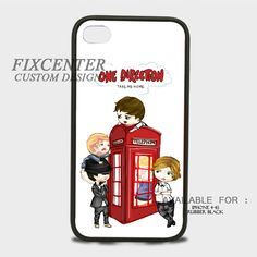 Chibi One Direction - iPhone 4/4S Case
