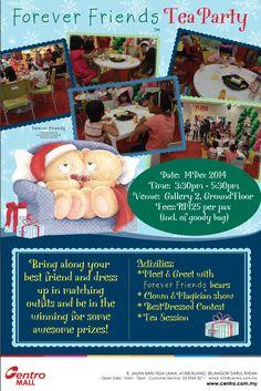 Christmas programs happening at Centro Mall :)