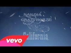 Kandia Crazy Horse - California (Lyric Video)