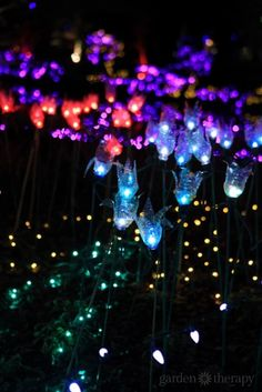 These Diy Outdoor Garden Lights Will Take Your Breath Away