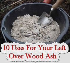 Welcome to living Green & Frugally. We aim to provide all your natural and frugal needs with lots of great tips and advice, 10 Uses For Your Left Over Wood Ash