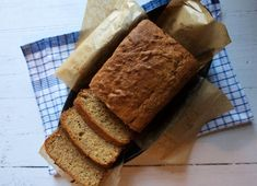 The riper the banana the better the loaf. Best Banana Bread, Banana Bread Recipes, Just Bake, Loaf Cake, Salted Butter, Brown Butter, How To Make Bread, Chocolate Chip Cookies