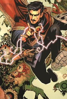 First Look: DOCTOR STRANGE #1 | Newsarama.com