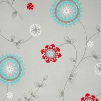 Items similar to Pillow Cover Cushion Suzani Emma Harmony Gray Red Turquoise Suzani Ikat on Etsy Turquoise Fabric, Red Turquoise, Turquoise Cottage, Coral, Premier Prints, Premier Fabrics, Drapery Fabric, Wall Fabric, Home Decor Fabric