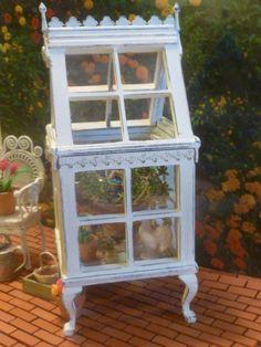 9 Clever DIY Ways for a Shady Backyard Oasis - Abundator Window Greenhouse, Best Greenhouse, Backyard Greenhouse, Backyard Playhouse, Greenhouse Ideas, Miniature Greenhouse, Large Terrarium, Terrariums, Greenhouse Interiors