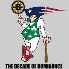 The Decade of Dominance