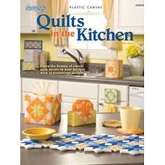 Leisure Arts - Quilts In The Kitchen, $2.00 (http://www.leisurearts.com/products/quilts-in-the-kitchen.html)