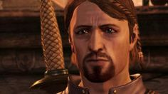 """Teagan Guerrin is the Bann of Rainesfere. He is Arl Eamon Guerrin's younger brother as well as the brother of Rowan, the deceased queen of Ferelden and a member of the Guerrin family. This makes him uncle to King Cailan Theirin. (He's """"sort of"""" Alistair's uncle in DA2 because Rowan wasn't Alistair's mother.)"""