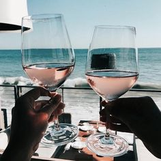 Rosé all day! Cheers! #summertime #summerwater