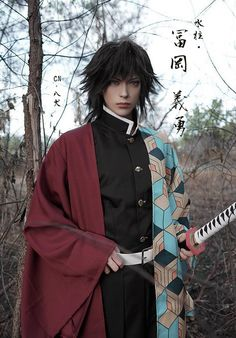 Demon Slayer is looking like one of the biggest anime of the year. Take a look at these amazing cosplay of the series characters. Anime Cosplay, Cosplay Boy, Cosplay Outfits, Cosplay Costumes, Anime Costumes, Demon Slayer, Slayer Anime, Amazing Cosplay, Best Cosplay