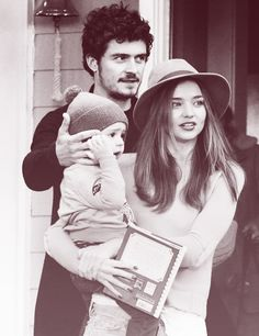 they are a perfect family.