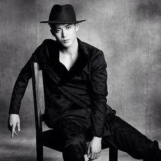 Actor Shun Oguri