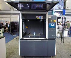 UnionTech's SLA 3D Printer Impresses #3DPrinting