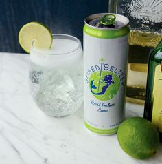 Alcoholic Seltzer Exists So You Can Get Drunk AF This Summer